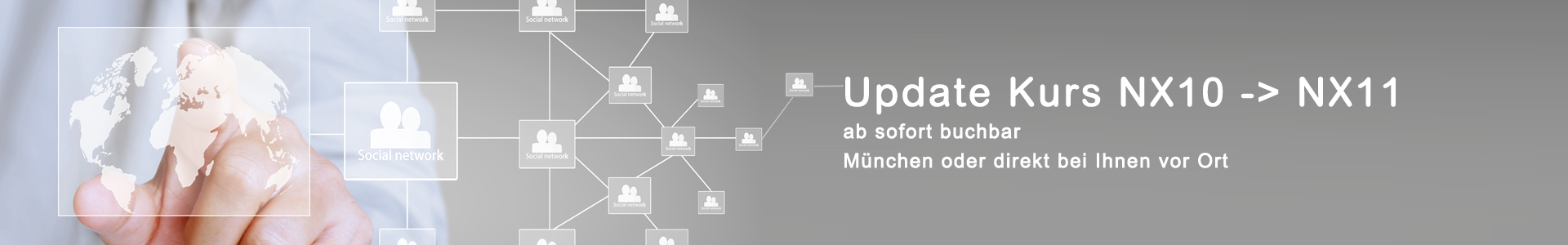 Update Kurs Siemens NX10 -> NX11